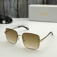 Chloe AAA Quality Sunglasses #519833