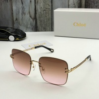 Chloe AAA Quality Sunglasses #519834