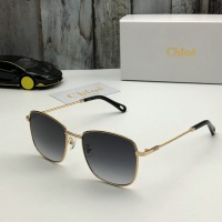 Chloe AAA Quality Sunglasses #519837