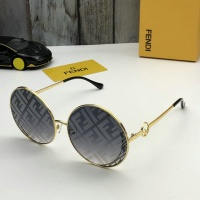 Fendi AAA Quality Sunglasses #519989
