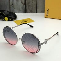 Fendi AAA Quality Sunglasses #519994