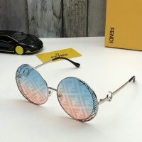 Fendi AAA Quality Sunglasses #519995