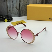 Fendi AAA Quality Sunglasses #519997