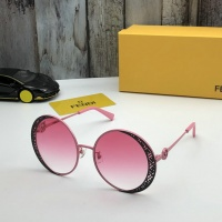 Fendi AAA Quality Sunglasses #519998