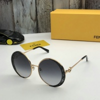 Fendi AAA Quality Sunglasses #519999
