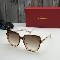 Cartier AAA Quality Sunglasses #520076