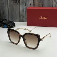 Cartier AAA Quality Sunglasses #520077