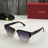 Cartier AAA Quality Sunglasses #520078