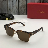 Cartier AAA Quality Sunglasses #520080