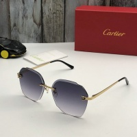 Cartier AAA Quality Sunglasses #520081