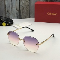 Cartier AAA Quality Sunglasses #520082