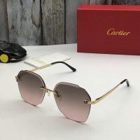 Cartier AAA Quality Sunglasses #520083