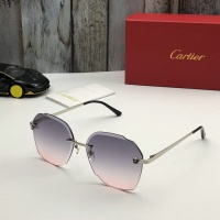 Cartier AAA Quality Sunglasses #520085