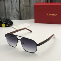 Cartier AAA Quality Sunglasses #520086