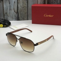 Cartier AAA Quality Sunglasses #520087