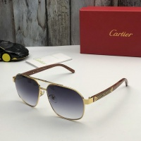 Cartier AAA Quality Sunglasses #520088