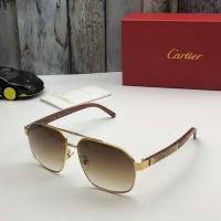 Cartier AAA Quality Sunglasses #520089