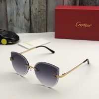 Cartier AAA Quality Sunglasses #520090