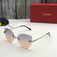 Cartier AAA Quality Sunglasses #520092
