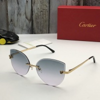 Cartier AAA Quality Sunglasses #520093