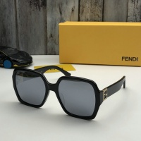 Fendi AAA Quality Sunglasses #520124