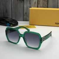 Fendi AAA Quality Sunglasses #520128