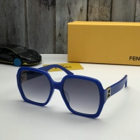 Fendi AAA Quality Sunglasses #520129