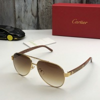 Cartier AAA Quality Sunglasses #520132