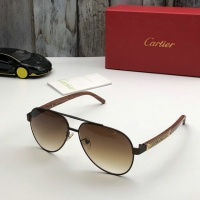 Cartier AAA Quality Sunglasses #520133