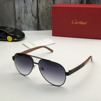 Cartier AAA Quality Sunglasses #520134