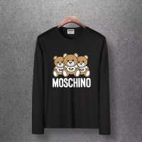 Moschino T-Shirts Long Sleeved O-Neck For Men #520192