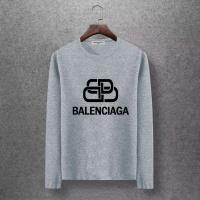 Balenciaga T-Shirts Long Sleeved O-Neck For Men #520225