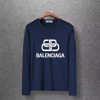 Balenciaga T-Shirts Long Sleeved O-Neck For Men #520228