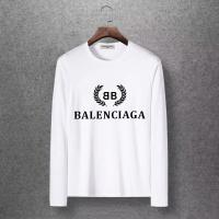 Balenciaga T-Shirts Long Sleeved O-Neck For Men #520229