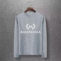 Balenciaga T-Shirts Long Sleeved O-Neck For Men #520231