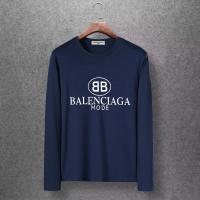 Balenciaga T-Shirts Long Sleeved O-Neck For Men #520234