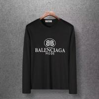 Balenciaga T-Shirts Long Sleeved O-Neck For Men #520235