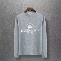 Balenciaga T-Shirts Long Sleeved O-Neck For Men #520236