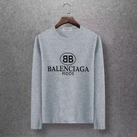 Balenciaga T-Shirts Long Sleeved O-Neck For Men #520237