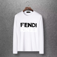 Fendi T-Shirts Long Sleeved O-Neck For Men #520249
