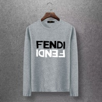 Fendi T-Shirts Long Sleeved O-Neck For Men #520250