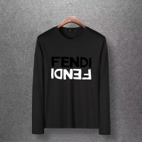 Fendi T-Shirts Long Sleeved O-Neck For Men #520251