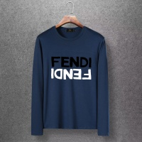 Fendi T-Shirts Long Sleeved O-Neck For Men #520252