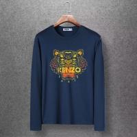 Kenzo T-Shirts Long Sleeved O-Neck For Men #520294