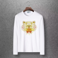 Kenzo T-Shirts Long Sleeved O-Neck For Men #520297