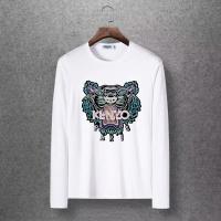 Kenzo T-Shirts Long Sleeved O-Neck For Men #520312