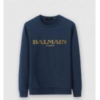 Balmain Hoodies Long Sleeved O-Neck For Men #520324