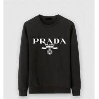 Prada Hoodies Long Sleeved O-Neck For Men #520332