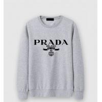 Prada Hoodies Long Sleeved O-Neck For Men #520333
