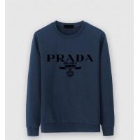 Prada Hoodies Long Sleeved O-Neck For Men #520334